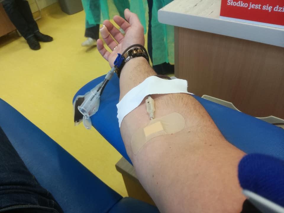 Czy można oddać krew konkretnej osobie? Obalamy mity