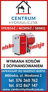 Centrum Hydrauliczne Milówka